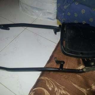 Rear Box Bracket Withbase Plate