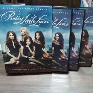 Pretty Little Liars First Season DVD