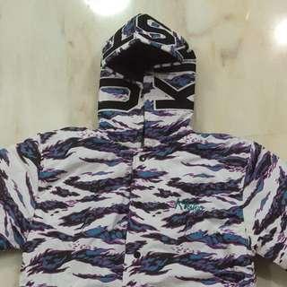 Kikstyo Winter Jacket (New And Unused)