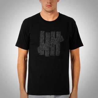 Brand New Undefeated Black Ink Tee (L)