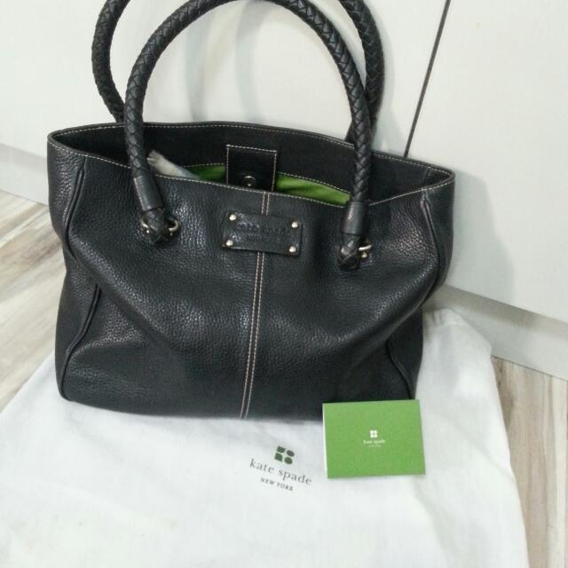 Authentic KATE SPADE Leather Shoulder Bag