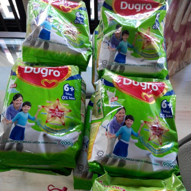 Dumex Dugro 6+ Milk Powder