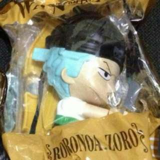 Mcdonalds One Piece Zoro