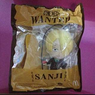 One Piece Macdonalds  Sanji