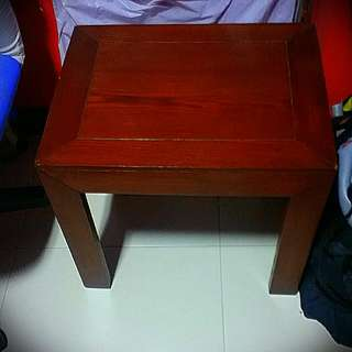 Small Bed Table