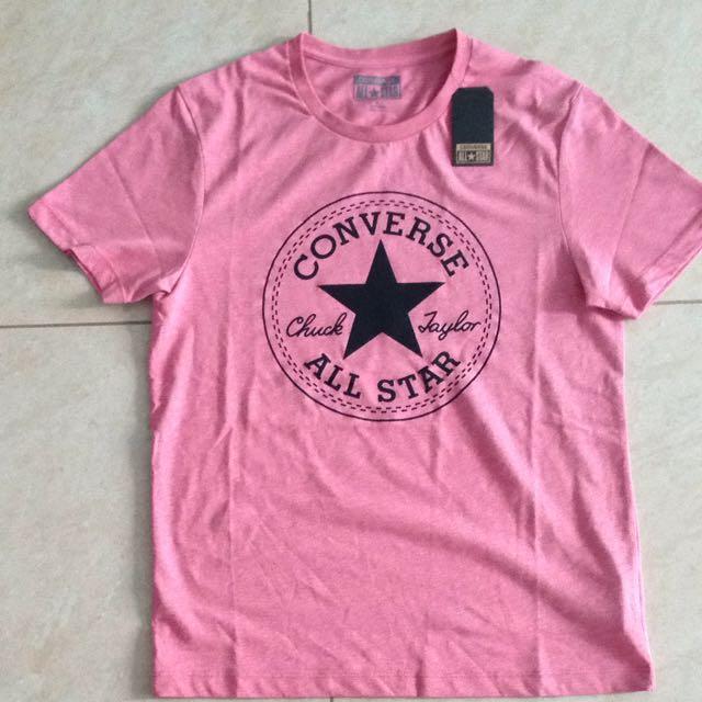 9c9b87679e5f Converse All Star T Shirt (authentic)