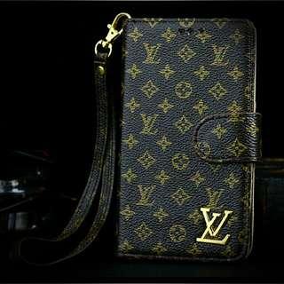 27d64e46d8f5 LV Note 4 In Stock LV Louis Vuitton Samsung Galaxy Note 4 Hp Phone Flip Case