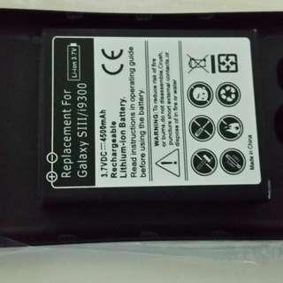Rare S3 Extended Battery