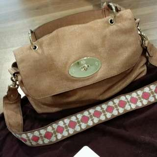 * Trade Or Sell * Mulberry Small Eddie Sling Satchel