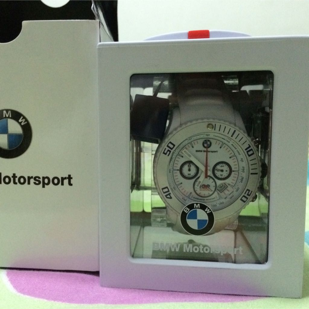 Used BMW Edition ICE WATCH White Color