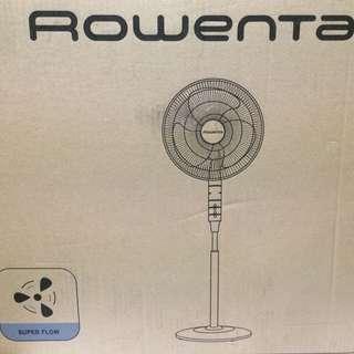 BNIB Rowenta Standing Fan