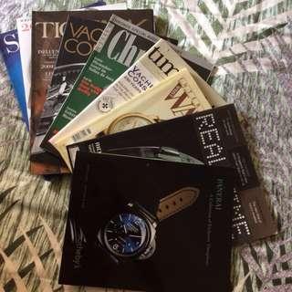 Watch Magazine Bundle Sale