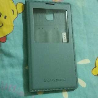 Authentic Samsung Note 3 Casing (Grey)