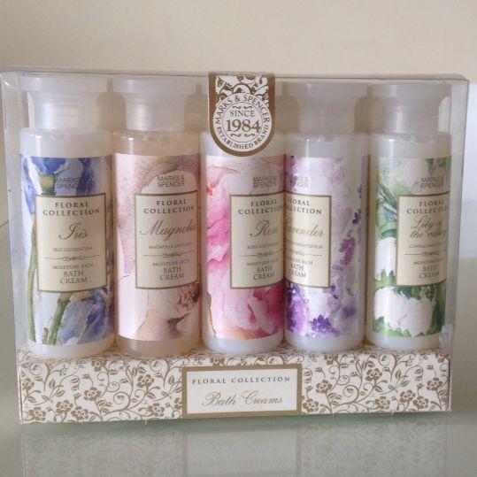 Good Deal! Marks and Spencer Bath Cream Set