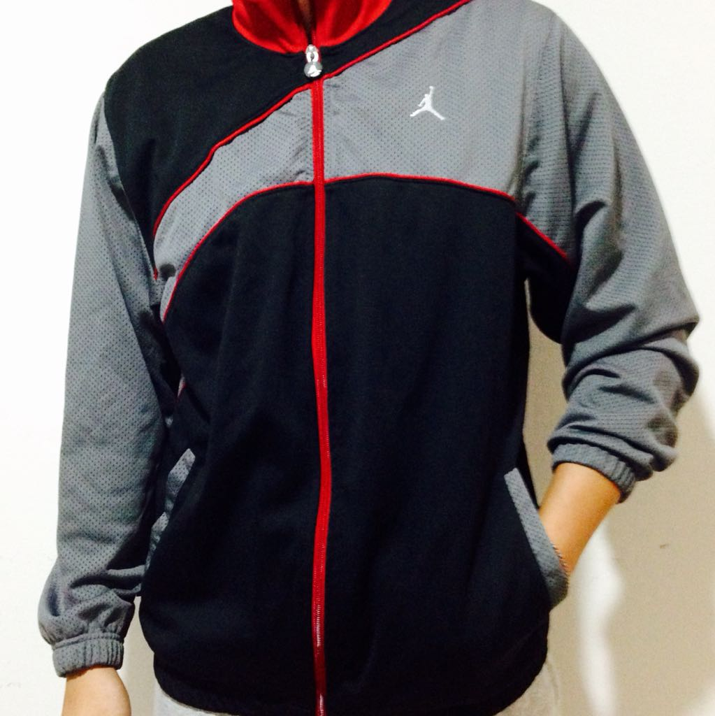 info for e5b1f 6a3c1 Nike Air Jordan 20th Jumpman Jacket. Size M. Not Supreme, Adidas ...