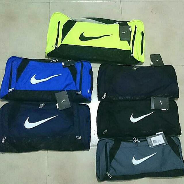075c49de91 Temp Unavailable  Limited Sale PO  NIKE Brasilia 6 Duffel Bag