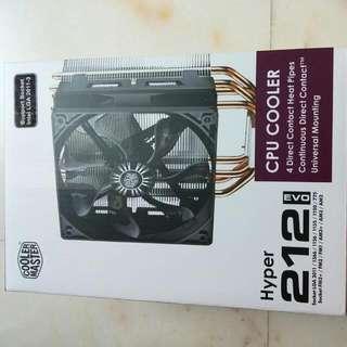 Brand New CPU Cooler