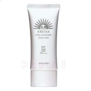 Sheiseido Anessa Milky Sunscreen