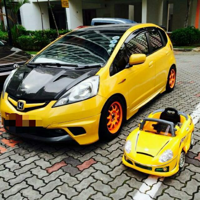 Kids Electric Car 160 Nego Toys Games On Carousell