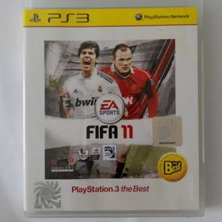 PS3 Game - FIFA 11