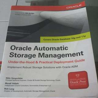 Oracle Automatic Storage Management