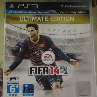 PS3 Fifa 14 / 2014 Ultimate Edition