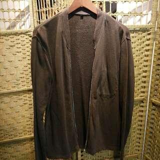 Muji Cardigan Shoulder is 45cm