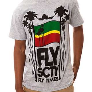 Fly Society The Fly Times Tee