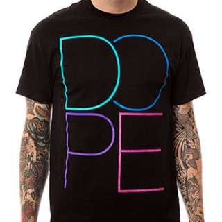 DOPE The Wire Tee