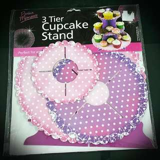 BN Cupcake Stand 3 Tier