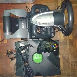 Original Xbox 1st Generation