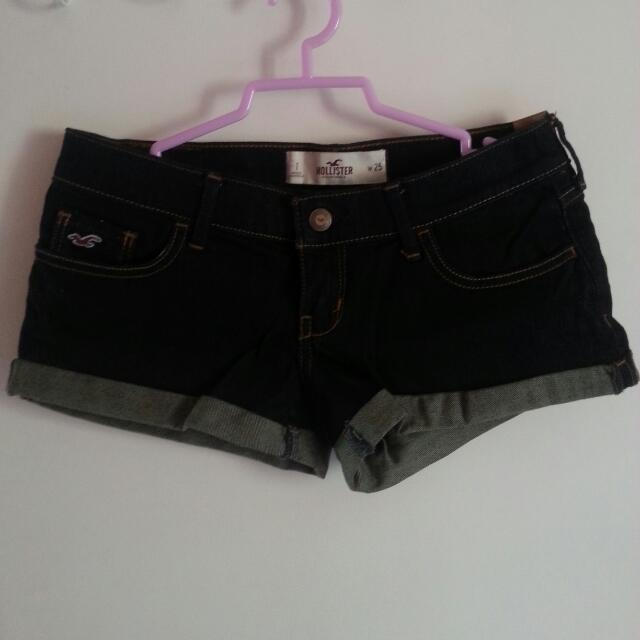 *RESERVED* BN Hollister Denim Short With TAG
