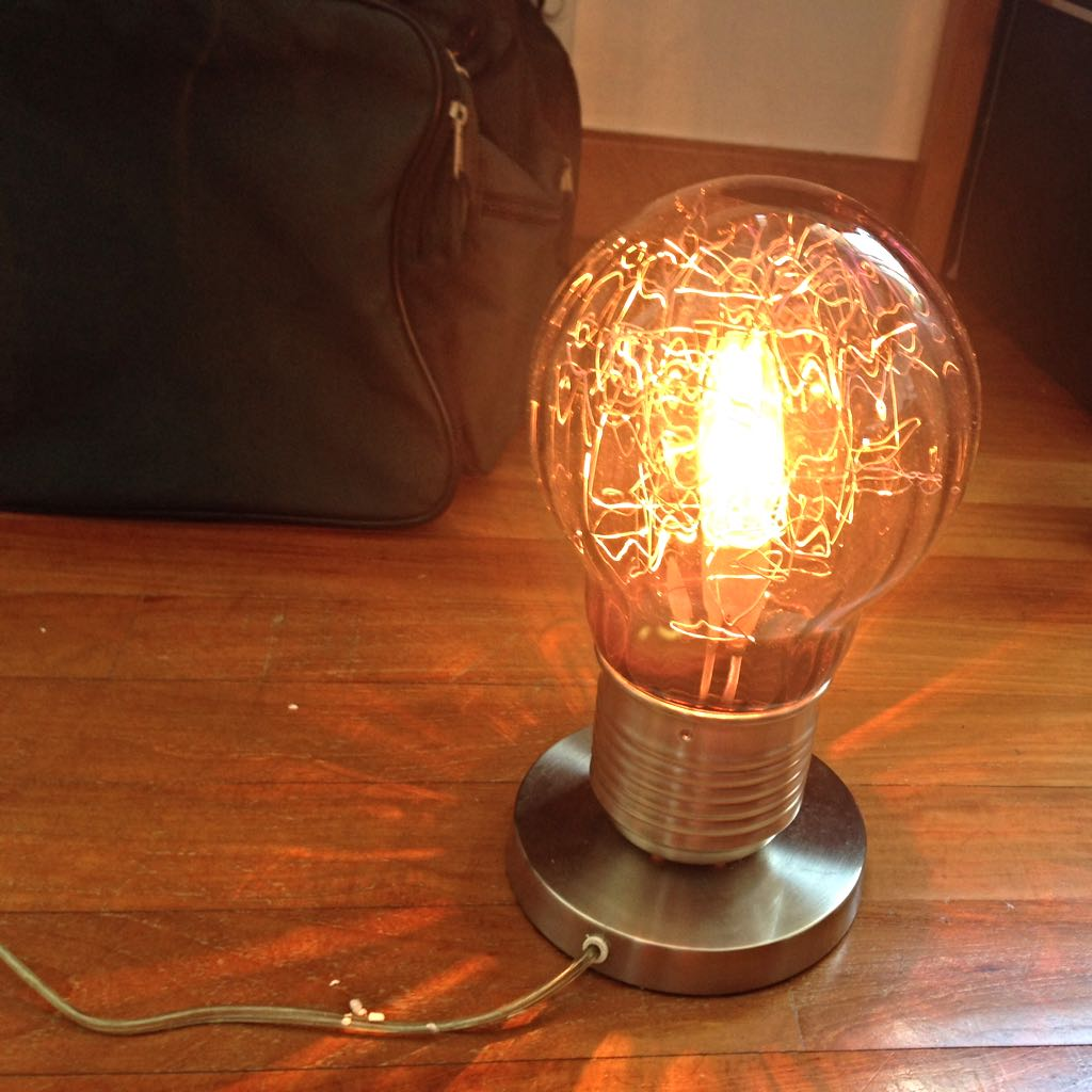 Table Lamp with touch control