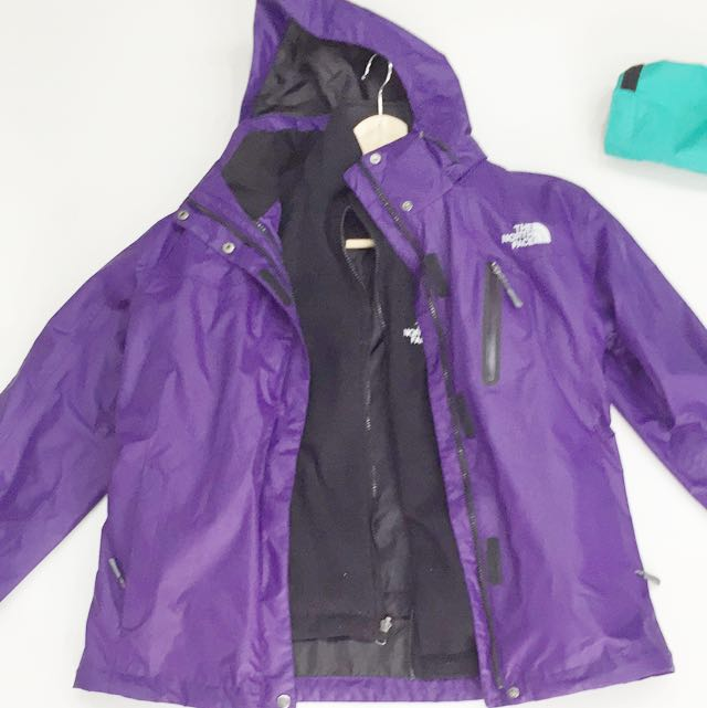4d94608b93 The North Face jacket (unisex) (GREEN   BLACK -SOLD)