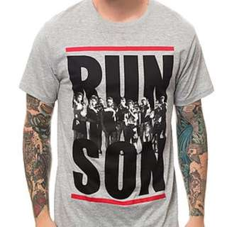 IMKING The Run Son Tee