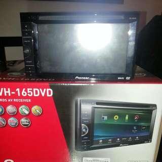 Pioneer AVH-165 DVD Not Kenwood,Blaupunkt,JVC,Sony,Nakamichi,Alpine Headunit
