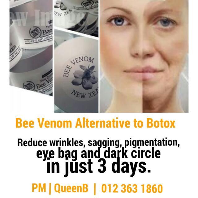Botox Without Injection