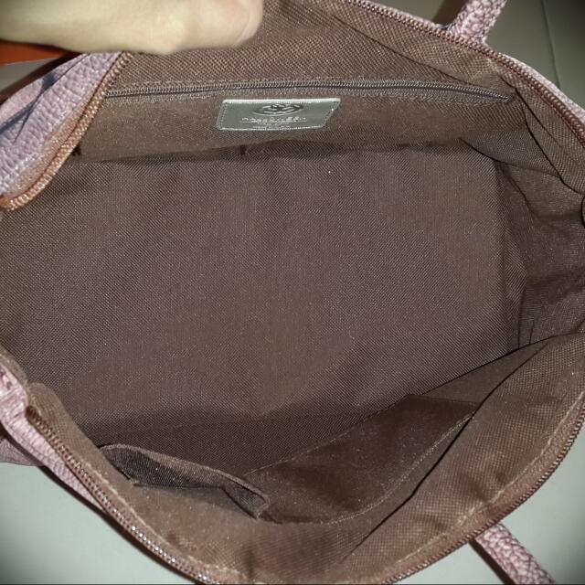 [[NEW] HLW NY BIRKIN Fake Print Bag (S size)