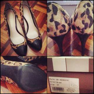Charles And Keith Preloved Heels