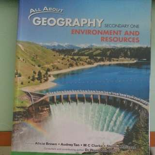 All About Geography Secondary 1 Environment and Resources