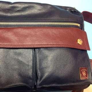 Porter Messenger Bag Jingle Edition..