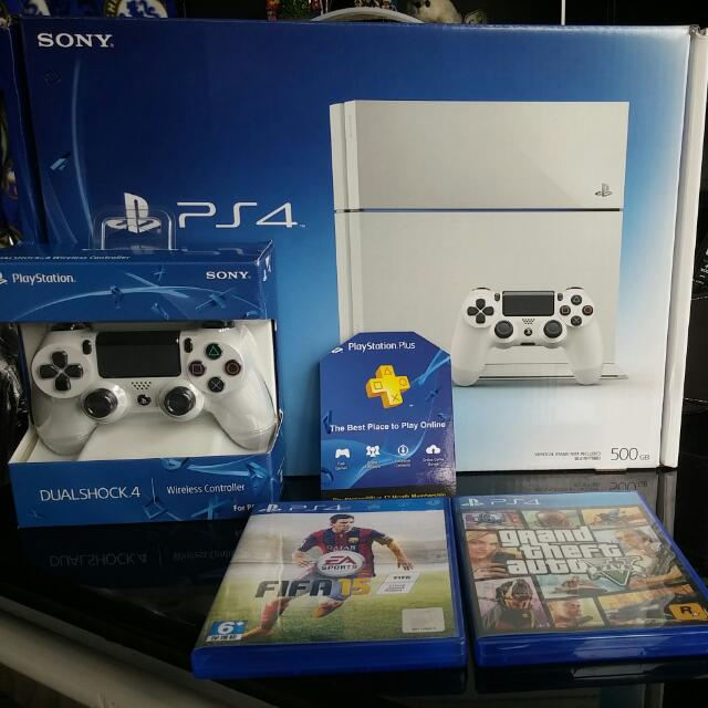 BRAND NEW PS4!!!!!
