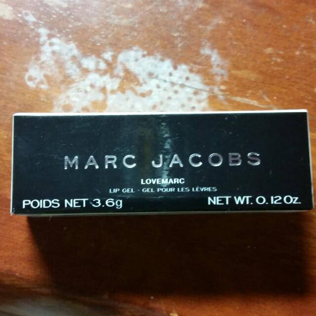 marc jacobs lip gel in lovemarc