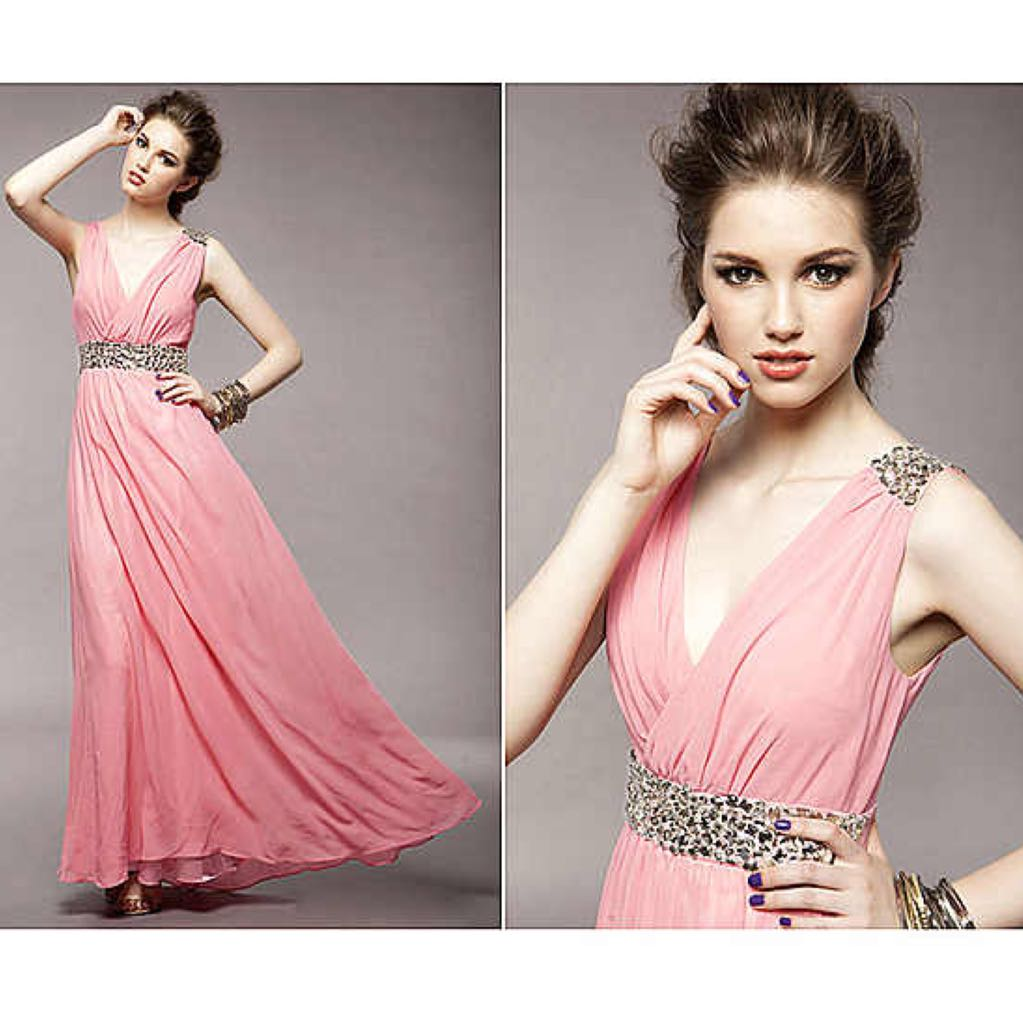 Prom dress/ gown (FREE shipping)