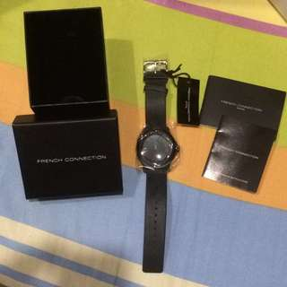 BNIB With Tag FCUK Ladies Watch