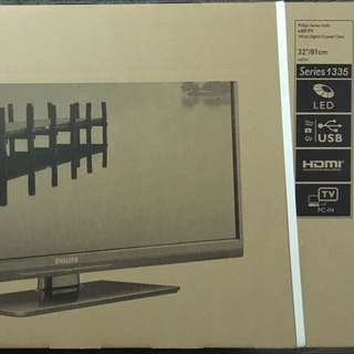 "(reserved) *Brand New* Philips 32"" LED TV"