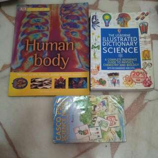 Science Discovery Books