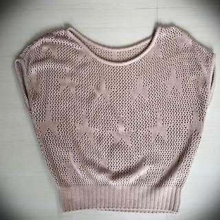 3 For $10 - Brown Crochet Top