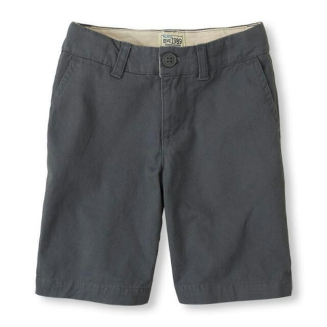 BN Size 5yr TCP Dark Grey Chino Shorts For Kid Boy - Pktcp Pkboy