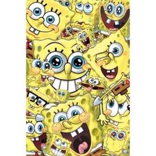 SpongeBob SquarePants Poster/Wallpaper